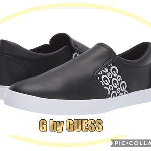 New GUESS Woman's Black sneaker